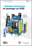 Hydraulic Curing Press for passenger car (PCR)