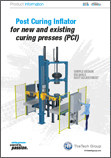 Post Curing Inflator for new and existing curing presses (PCI)